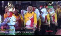Lampura Juara Dua MTQ Provinsi Lampung