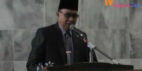 Paripurna Penyampaian Visi-Misi Bupati & Wakil Bupati Lampura Periode 2019-2024.2